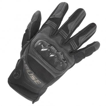 BÜSE Safe Ride cross glove black size 08