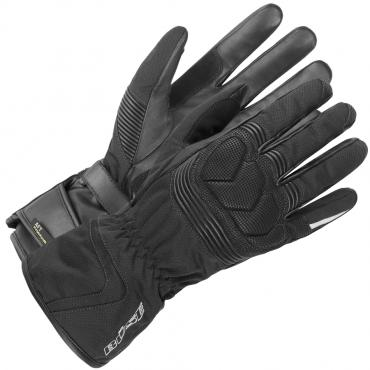 BÜSE Summerrain touring glove black size 07