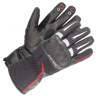 BÜSE Open Road Touring glove black size 08