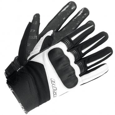 BÜSE Open Road Evo cross glove black/white size 12