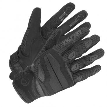 BÜSE Fresh cross glove black size 07