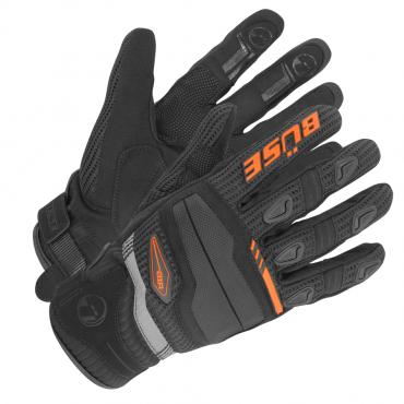 BÜSE Fresh cross glove Junior orange size 03
