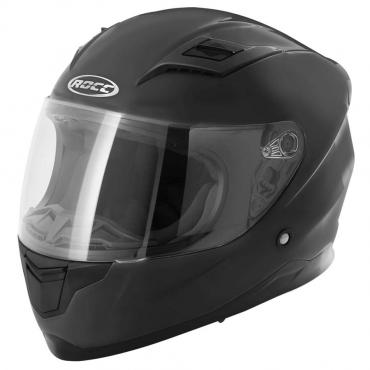 ROCC 41 JR. integral helmet Kids matt black size 48